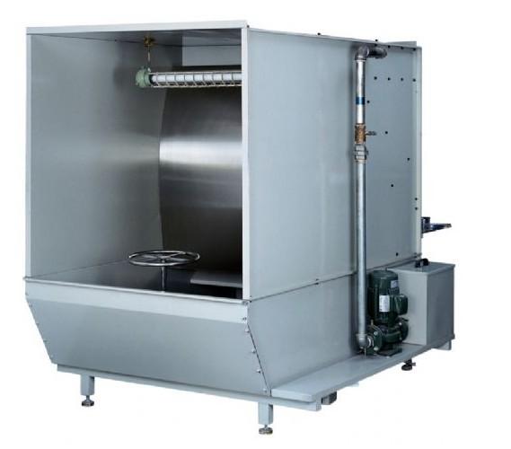 碳钢水槽水帘柜